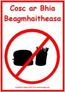Cosc ar Bhia Beagmhaitheasa