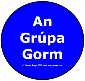 Group Names - Gaeilge 2