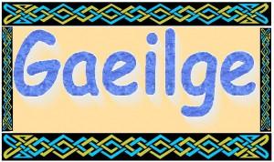 Gaeilge Header