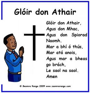 Glóir don Athair