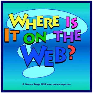 Where Is It On the Web?