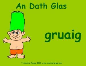 An Dath Glas