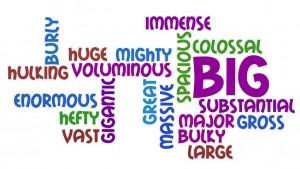 """Big"" Wordle"