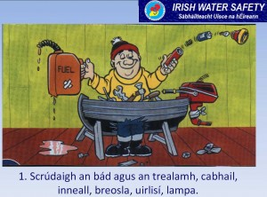 Boating Safety Gaeilge
