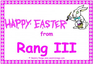 Easter Door Sign