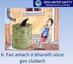 Farm Safety Gaeilge