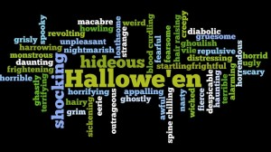 Hallowe'en Wordle