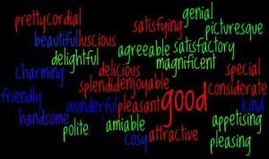 """""""Nice"""" Wordle"""