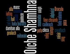 Oíche Shamhna Wordle