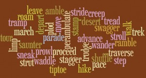 Walk Wordle