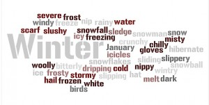 Winter Wordle