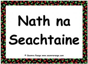 Nath na Seachtaine