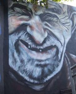 Treacy Ave Mural