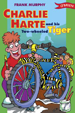 Charlie Harte and his Two-Wheeled Tiger