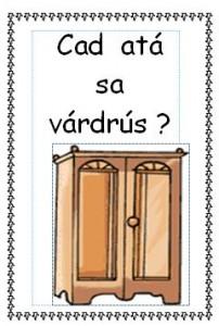 Cad Atá sa Vardrús?