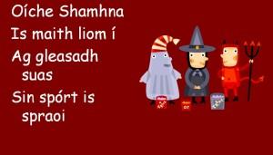 Rann Oíche Shamhna