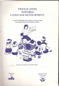Twenty Steps for Oral Language Development