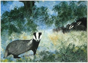 The Badger - Van Gelderen