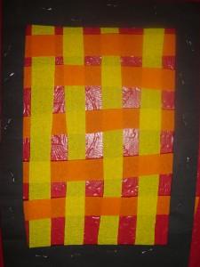 Tissue Weaving