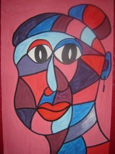 Picasso Portrait 01