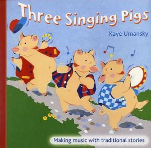 Three Singing Pigs