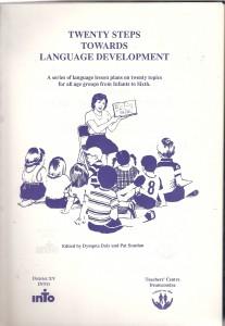 Twenty Steps for Oral Language Development