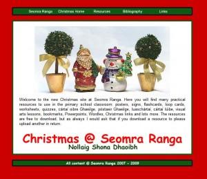 Christmas @ Seomra Ranga