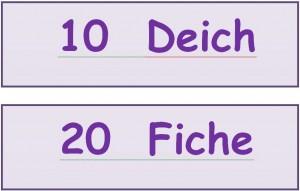 Uimhreacha 10 - 100