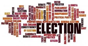 Election Wordle