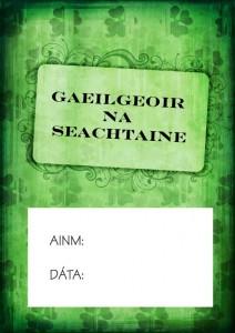 Gaeilgeoir na Seachtaine