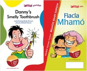 Fiacla Mhamó / Danny's Smelly Toothbrush
