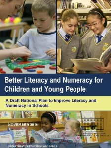 Better Literacy and Numeracy