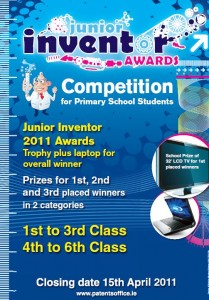 Junior Inventor Awards