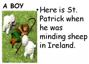 Story of St. Patrick for Juniors