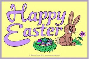 Easter Door Sign 03