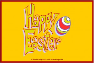 Easter Door Sign 04