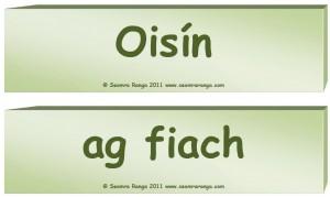 Oisín agus Niamh