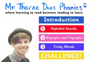 Mr. Thorne Does Phonics