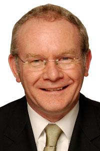 Martin Mc Guinness