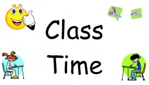 Class Time