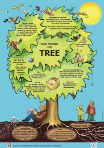 Tree Day Poster