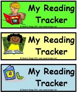 My Reading Tracker