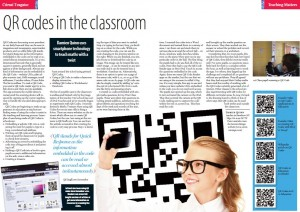 QR Codes Intouch Article