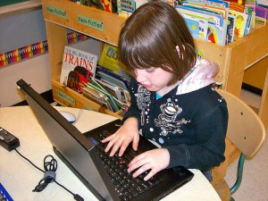 Guest Post: Infants and ICT