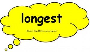 Length Vocabulary
