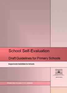 Draft School Self-Evaluation Guidelines
