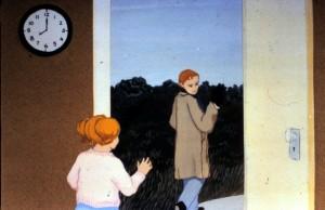 Colm agus Nuala – Ceacht 11: Daidí ag Imeacht