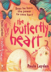 Winners of The Butterfly Heart Competition