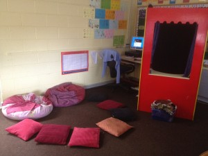 Positive Pupil Reaction to New Learning Space
