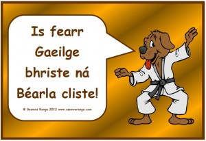 Gaeilge Bhriste